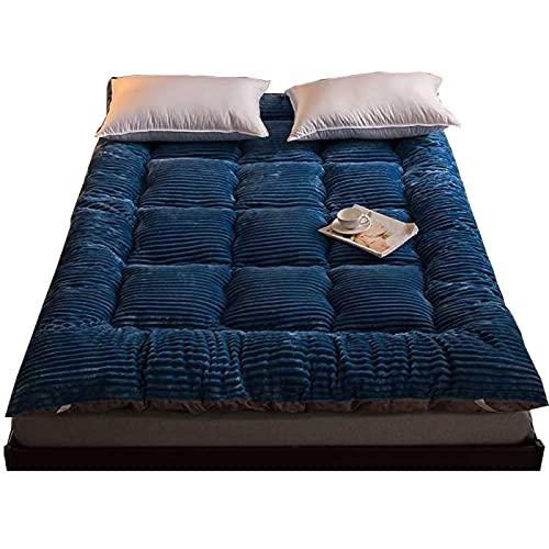 JMBF Colchón de Tatami, colchón de Suelo japonés de 7 cm, colchón...