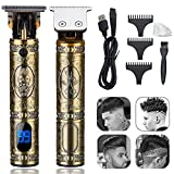 Electric Hair Clippers for Men Professional Outliner,2020 New Cordless Zero Gapped Trimmer Barber