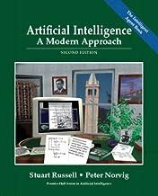 Artificial Intelligence: A Modern Approach (International Edition) by Stuart Russell (1-Feb-1998) Paperback