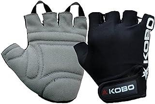 Kobo Leather Fitness Gloves