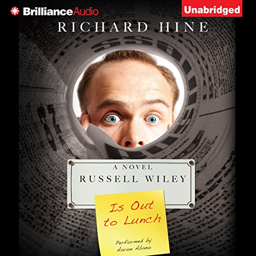Russell Wiley Is Out to Lunch audiobook cover art