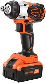 Best neiko 20v cordless impact wrench Reviews