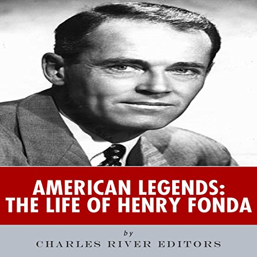 American Legends: The Life of Henry Fonda audiobook cover art