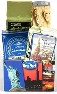 A Metropolitan Affair New York Theme Gift Basket | Office Gift Idea
