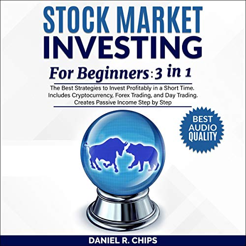 Couverture de Stock Market Investing for Beginners: 3 in 1