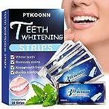 Teeth Whitening Strips, Tiras Blanqueadoras Dientes,Teeth Whitening,eliminación profesional de manchas de dientes,Elimina Manchas Dentales, Reduce Sensibilidad Dental