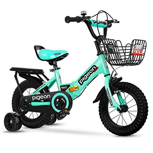 "Find Discount HWZQHJY Kid's Bike Steel Frame Children Bicycle Training Wheels for 12""14""16""18â..."