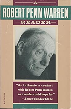 A Robert Penn Warren Reader 0394558960 Book Cover