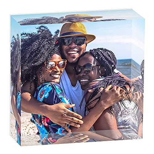 Custom Photo Cube (3x3)