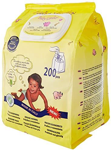 Baby Bites Lindo Pop-Up Toallitas infantiles - 200 Toallitas