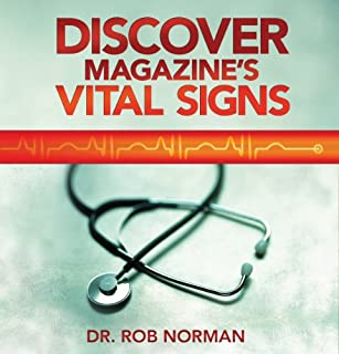 Discover Magazine's Vital Signs cover art