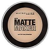 Maybelline 63149 Matte Maker Polvos Compactos - 16 gr