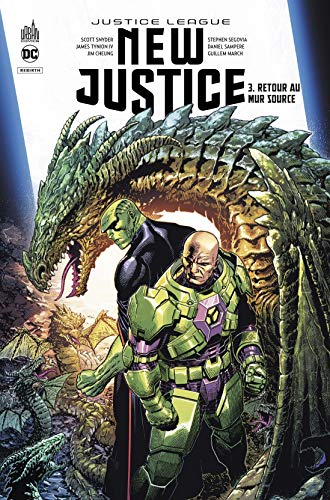 New Justice, Tome 3