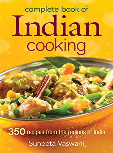 Complete Book of Indian Cooking: 35…
