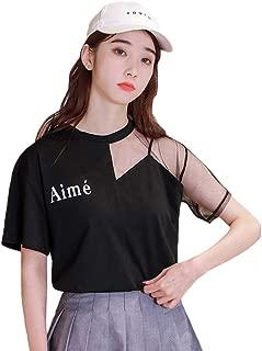 Best korean ladies t shirt Reviews