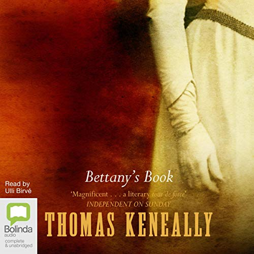 Bettany's Book cover art