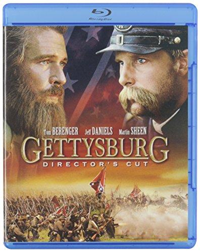 Gettysburg: Director's Cut [Blu-ray]