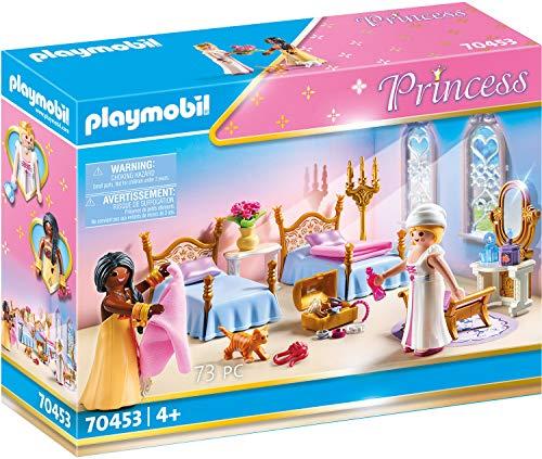PLAYMOBIL Princess 70453 - Camera reale, Dai 4 anni
