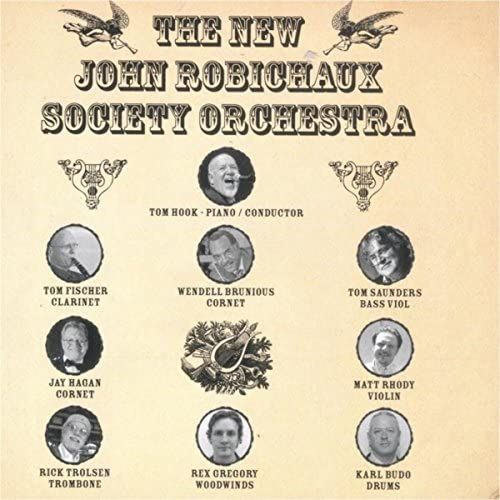 The New John Robichaux Society Orchestra
