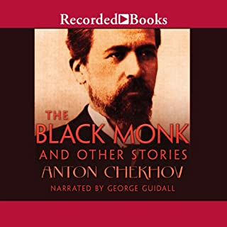 The Black Monk and Other Stories audiobook cover art