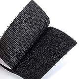 12 STÜCKE Industrie klettband selbstklebend extra stark,kleben statt bohren Starke Klettverschluss,...
