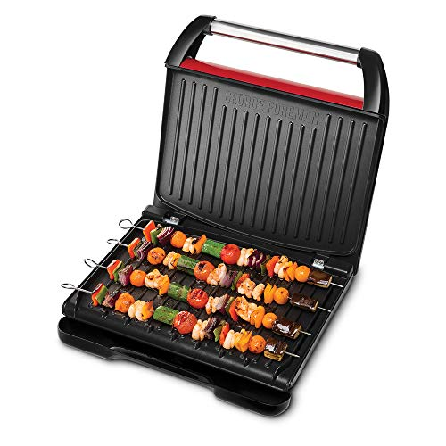 GEORGE FOREMAN Grill Entertaining 25050-56 - 1850 W - Rouge