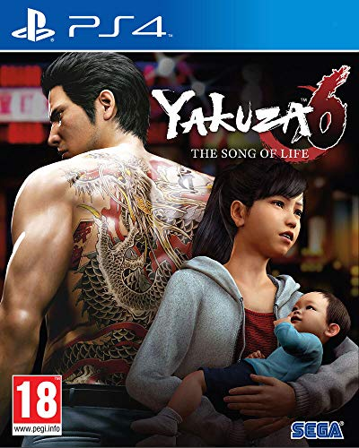 Yakuza 6: The Song of Life - Essence of Art Edition - PlayStation 4 [Edizione: Francia]