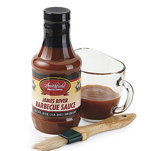 James River BBQ Sauce Six