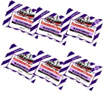 Fishermans Friend Blackcurrant Flavour Lozenges with Sweeteners 25g-PACK-OF-6 by Fishermans