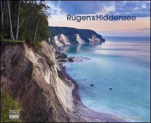 Mein Rügen & Hiddensee 2022 – Wandkalender 52 x 42,5 cm – Spiralbindung