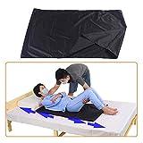 Sliding Board Transfer Tubular Slide Sheet Sleep Positioning Device Transfer Sheets for Patients Bedridden Care (108cm X70 cm)
