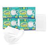【日本国内検品 広耳】マスク 小さめ PFE BFE VFE 99%以上 200枚入 個包装 子供用 女性用 こども用 耳が痛くならない 不織布 使い捨てマスク 飛沫防止99% PM2.5 風邪予防 防塵 花粉対策