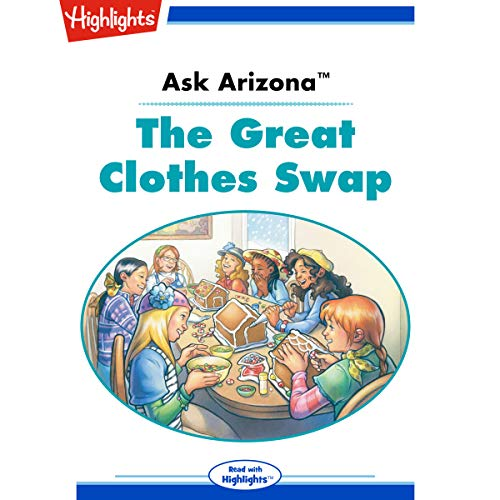 Ask Arizona: The Great Clothes Swap copertina