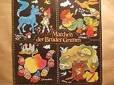 Märchen der Brüder Grimm (Rotkäppchen und der Wolf / Der Hase und der Igel / Schneewittchen / Aschenputtel)