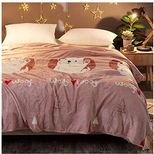 Nologo Bettwäsche aus ägyptischer Baumwolle, Bettbezug, Bettlaken, Kissenbezüge für Heimdekoration, 200 x 230 cm, Daguai