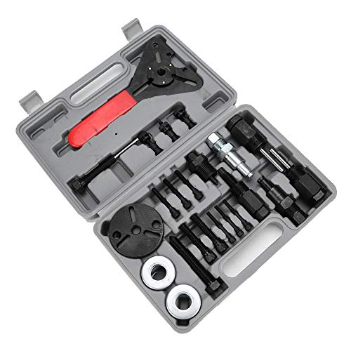 Kit de Embrague de compresor de CA, Alta dureza, Buena dureza, Herramienta de extracción de Embrague fácil de Usar, compresores para Aire Acondicionado de automóviles