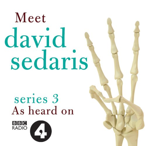 Meet David Sedaris: Series Three audiobook cover art