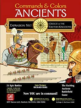 Command & Colors Ancients Expansion Pack #1  Greeks and Eastern Kingdoms