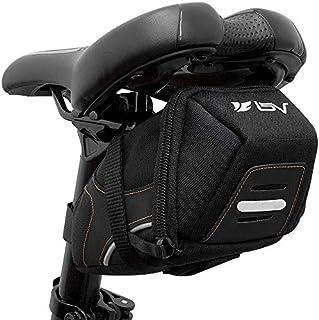 BV Bicycle Y-Series Strap-On Bike Saddle Bag/Bicycle Seat...