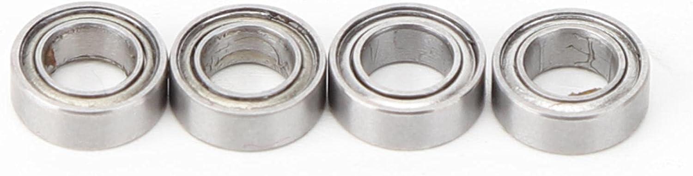 DAUERHAFT RC Bearing Metal Direct store Professional for Spasm price Fit Durable
