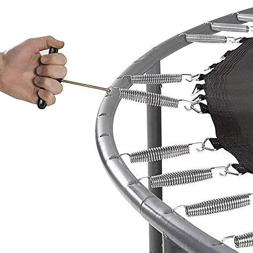 Mufee Trampoline spring pull tool metal T-hook tent hand tool