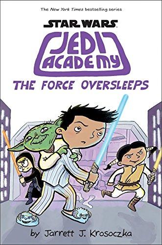 The Force Oversleeps (Star Wars: Jedi Academy #5) (5)