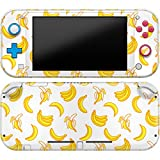 Cavka Vinyl Decal Skin Compatible with Console Switch Lite (2019) Stickers with Design Banana Pattern Sunny Full Set Protector Print Wrap Faceplate Fruit Durable Exotic Protection Tropical Cover Cute