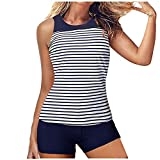 YAOBF Bikini-Sets für Damen Triangel Badeanzug...