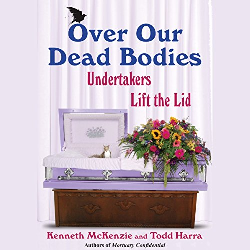 Over Our Dead Bodies audiobook cover art