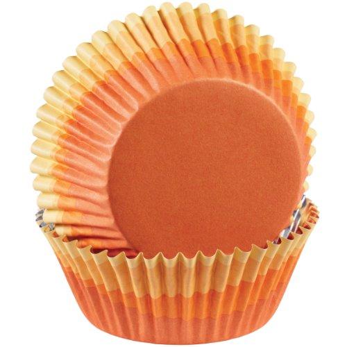 Wilton Orange Ombre Cupcake Liners (36 ct)