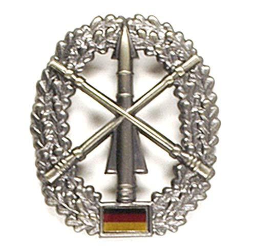 ABL BW Barettabzeichen Bundeswehr, Verschiedene Truppengattungen Farbe Heeresflugabwehr