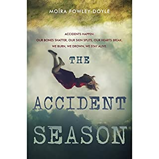 The Accident Season                   Written by:                                                                                                                                 Moïra Fowley-Doyle                               Narrated by:                                                                                                                                 Colby Minifie                      Length: 7 hrs and 24 mins     1 rating     Overall 5.0