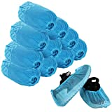 Disposable Shoe Covers - 100 Pack (50 Pairs) Boot...