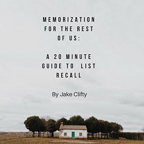 Memorization for the Rest of Us audiobook cover art